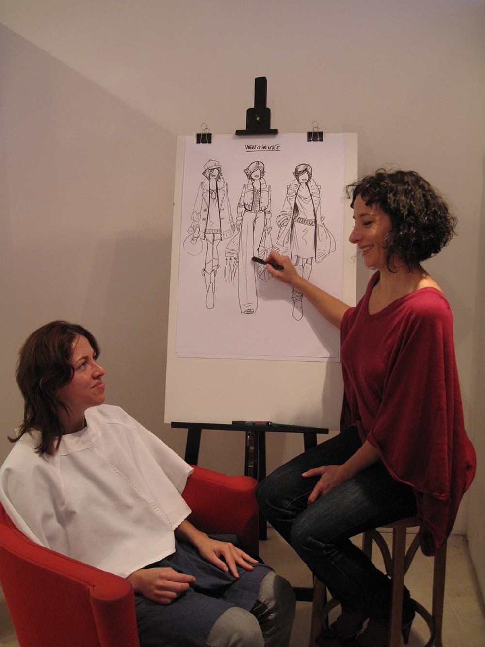 Explication du style vestimentaire